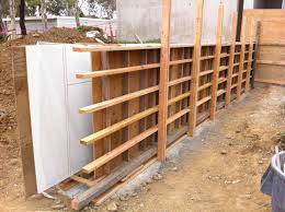 plywood concrete wall forms