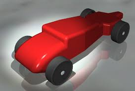 Pinewood Derby Template Awesome Pinewood Derby Plans BoysDad
