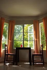 Kitchen: Kitchen Bay Window Unique Fresh Kitchen Bay Window Curtains Taste  - Elegant Kitchen Bay