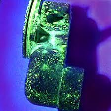 ผลการค้นหารูปภาพสำหรับ liquid penetration test fluorescent