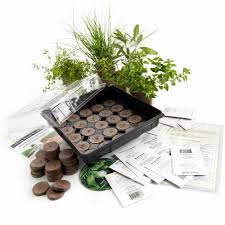 Unwins Kitchen Garden Herb Kit Watch More Like Indoor Kitchen Herb Garden Kit