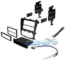 nissan altima wiring harness new car stereo radio kit dash installation trim bezel w wiring harness fits