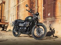 triumph street scrambler first ride smoother and more fun mcn
