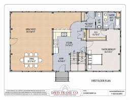 Garage Plan 74803 At FamilyHomePlanscomBarn Plans With Living Quarters Floor Plans