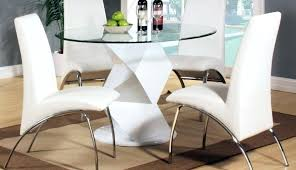 36 square tempered glass table top inch tops and room chairs for seats round kitchen winning