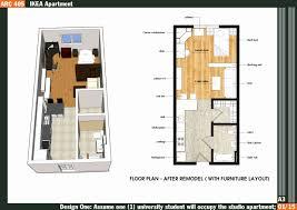 400 Square Foot House Plans Elegant 500 Square Feet Apartment Floor Plan  Ikea House Plans House