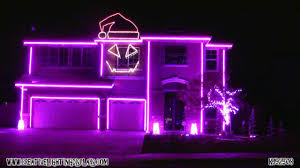 Slayer Christmas Light Show From Star Wars To Slayer Five Of The Best Homes With