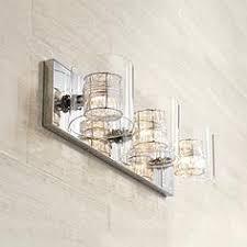 contemporary bathroom lighting. Simple Contemporary Possini Euro Wrapped Wire 22 Inside Contemporary Bathroom Lighting C