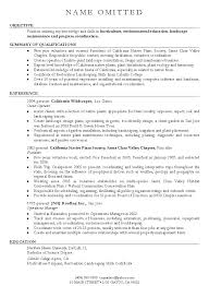 Architecture Resume Sample4. Architecture Resume Sample