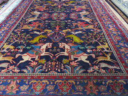 antique persian rugs cost