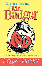 isbn 978 1 76011 243 1 age 7 highly remended humour series hotels the four wonderful stories mr badger and the big surprise mr badger and the