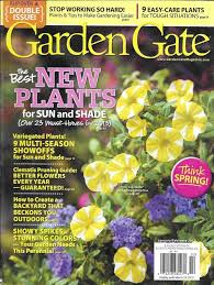 garden gate magazine. Brilliant Gate Garden Gate Magazine Plants Flowers Pruning Guide Backyards Perennials Color In Magazine T
