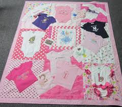 Bejeweledquilts by barb: Baby Clothes Memory quilt & Baby Clothes Memory quilt Adamdwight.com