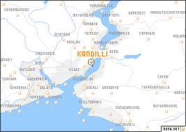 Image result for kandilli haritası