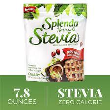 Splenda Naturals Sugar Stevia Blend Sweetener 1 Pound Bag