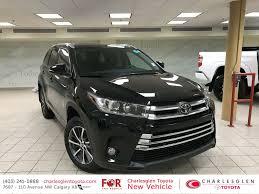 New 2018 Toyota Highlander 4 Door Sport Utility in Calgary, AB 180714