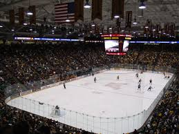 Gopher Hockey Seating Chart 3m Arena At Mariucci Minnesota Golden Gophers Stadium