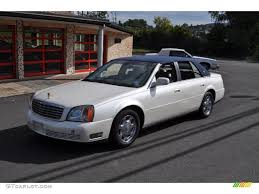 2002 White Diamond Pearl Cadillac DeVille Sedan #37322777 ...