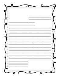 Primary Letter Writing Paper Primary Letter Writing Template Worksheets Teaching