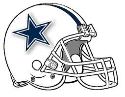 Nfl Coloring Pages Dallas Cowboys Coloringstar