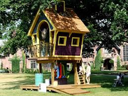 Painted Treehouse Accessories For Kids Iimajackrussell Garages