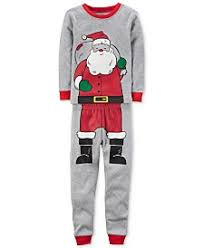 boys pajamas shop boys pajamas macy s carter s 2 pc santa cotton pajama set little boys 4 7
