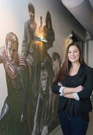 Melanie Lowe is an artist at MPC, one of the world's largest visual effects  houses, which