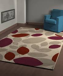 leaves the area rug shown is also of the infinity collection and has the same material as