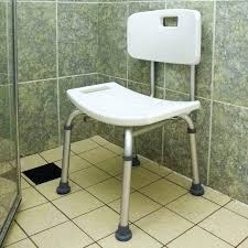 elderly bathtub bath tub shower seat chair bench stool with back support for garden