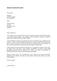 Cold Cover Letter Cv Resume Ideas