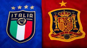 Italy vs Spain UEFA Nations League semi ...