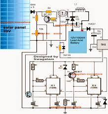 the post explains a self optimizing solar battery charger circuit solar 12v battery charger circuit diagram pdf at Solar Battery Charger Wiring Diagram