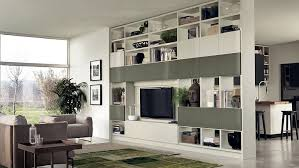 Impressive Tv Room Divider with Floor To Ceiling Room Dividers With Tv Wall  Shelves Decolover
