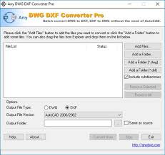 Convert Dwg To Dxf Any Dwg Dxf Converter Pro 2017 Portable Free Ebooks Download