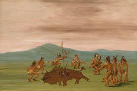 modern art on the old frontier two george catlin exhibits reveal a lost american avant garde