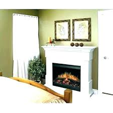 electric fireplace with bluetoothr speakers portable inch insert touchstone throughout wall mount