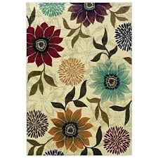 rugs allen and roth accent rug carpet paisley park indoor