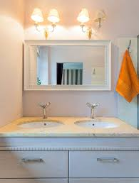bathroom mirror frame. Marvelous Bathroom Decor: Alluring Photos Of Custom Sized Mirrors Mirror Lot On White Framed Frame