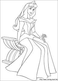 Small Picture Sleeping Beauty Coloring Pages Princess Aurora In Her Wedding
