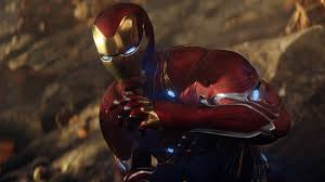 1366x768 Avengers Infinity War Iron Man ...