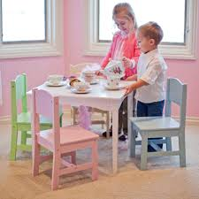 trendy astounding kidkraft nantucket pastel table and chair set hayneedle kids dining table kids kids