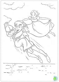 Small Picture 58 best Peter Pan images on Pinterest Disney coloring pages