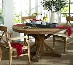 image of rustic round kitchen table rustic farmhouse image unavailable com com casual elements venezia