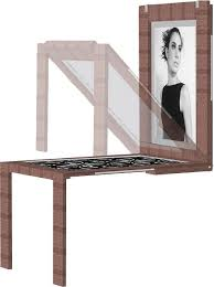 Wall Mounted Picture Frame Table  picture 2 - Extra counter space in the  kitchen