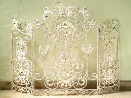fireplace screens antique antique white iron fireplace screen no mesh antique fireplace screens toronto fireplace screens antique
