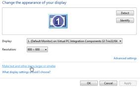 change text size changing font size on windows 7 or windows 8 top windows tutorials