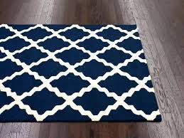 dark blue area rugs blue area rug modern awesome majestic design navy blue and white area