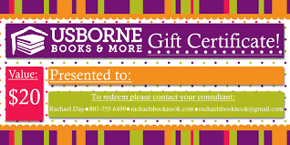 giveaway archives a little tipsy you can never have too many good books rachael s book nook is giving away a 20 usborne gift certificate