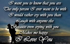 Romantic Quotes For Boyfriend Impressive I Love You Messages For Boyfriend Quotes For Him WishesMessages