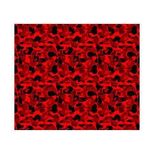 Bape Pattern Fascinating Red Bape Pattern Bape TShirt TeePublic